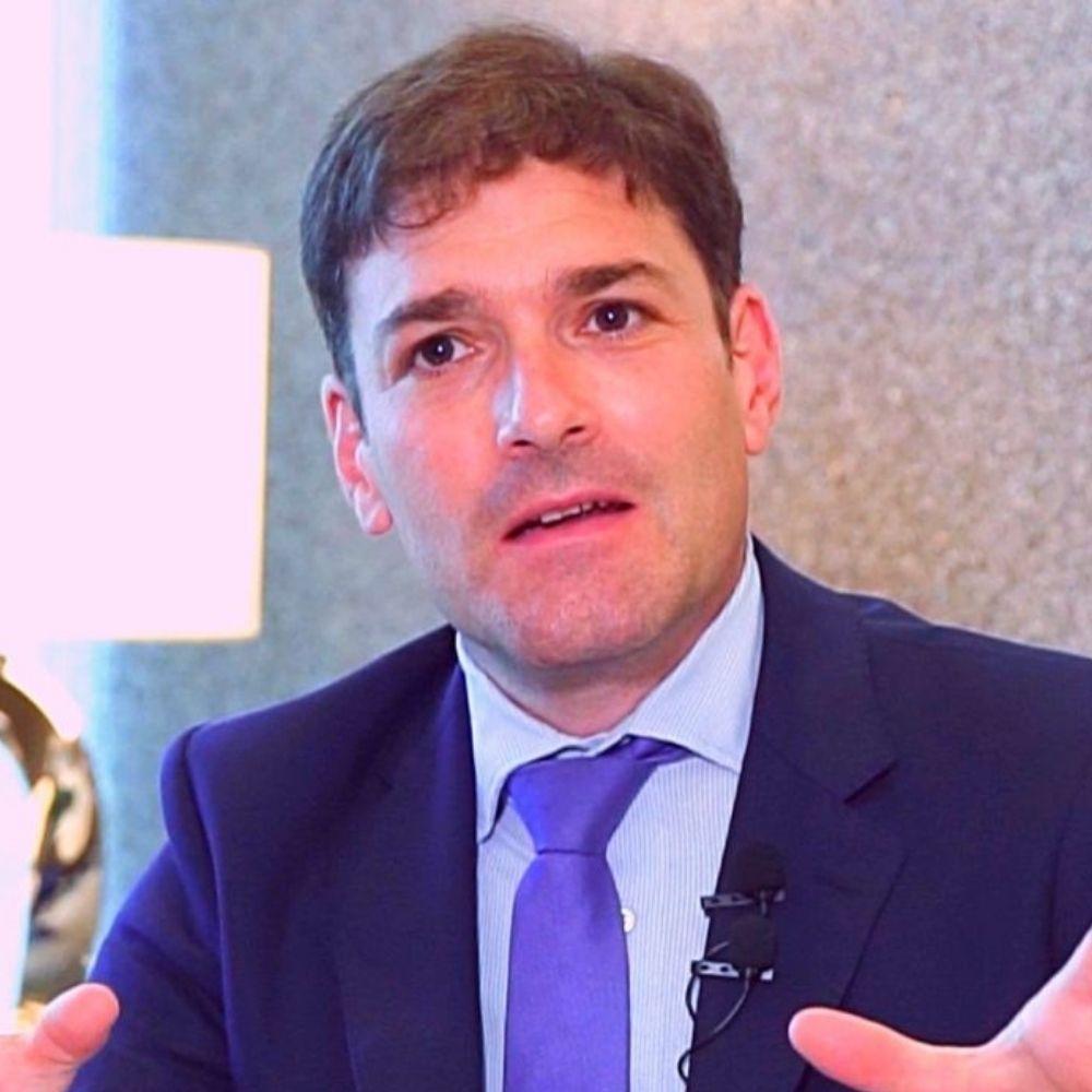 Jaime Aguilera Co CEO of Voovio