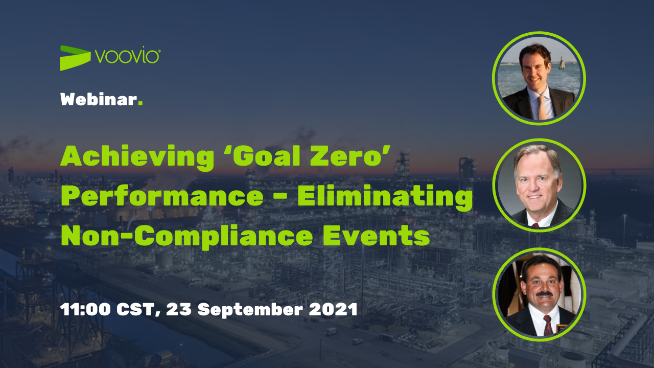 webinar Voovio non compliance events