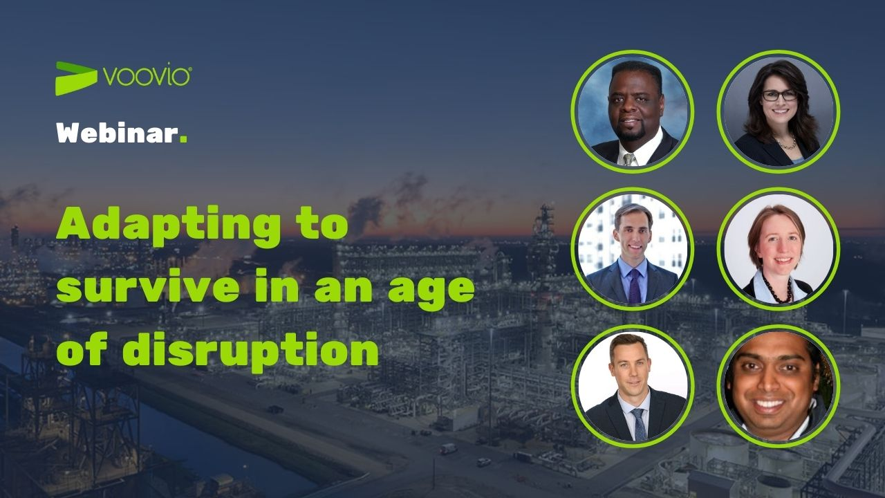 Voovio Webinar adapting to survive in an age of disruption