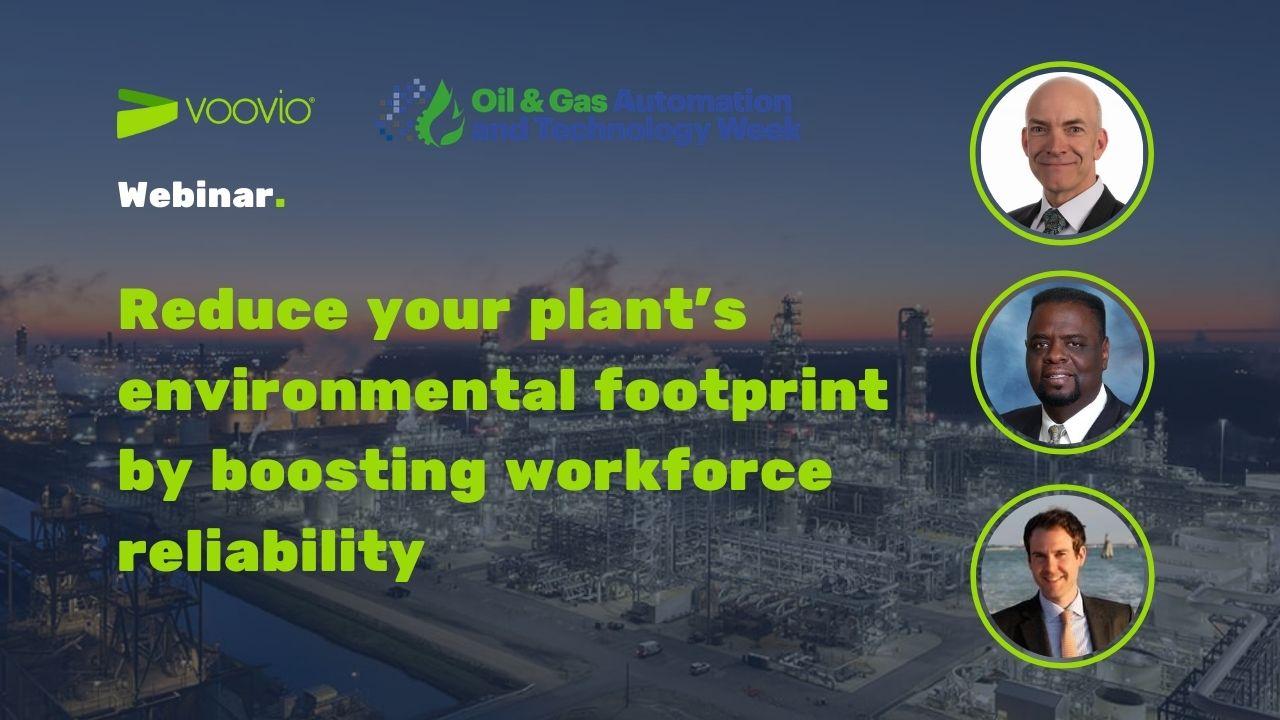 Webinar Voovio Knowledge Automation to improve Environmental Performance