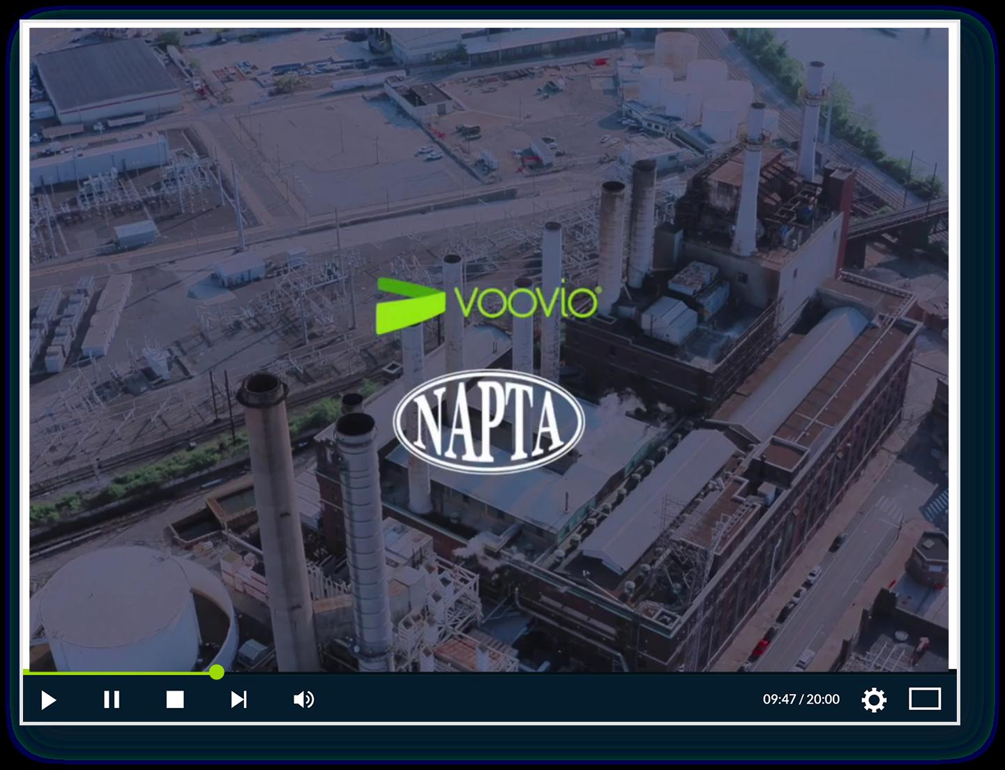 Voovio at the NAPTA Instructor Skills Conference