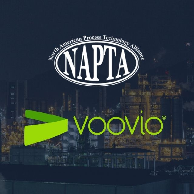 Voovio at NAPTA conferencenapta north american process technology alliance